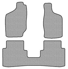 1998-2004 Nissan Frontier 3 pc Set Factory Fit Floor Mats (Crew Cab)