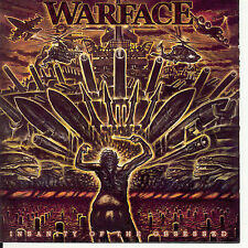 Insanity of the Obsessed * by Warface (CD, Aug-2006, BCD) DEATHQUAKE METAL