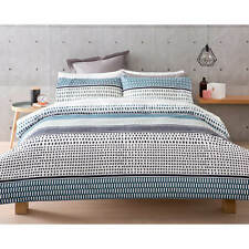 New Reversible Quilt Cover Set King / Queen / Double Bed with Pillowcases -Doona