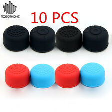 10 PCS High Hat Cap Silicone Protective For Nintendo Switch Joystick Multi Cover