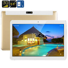 HD 9.6 inch Dual SIM Camera 3G Quad Core Tablet PC Android 6.0 1+16GB Bluetooth
