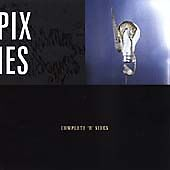 PIXIES (AMPS/BREEDERS/KIM DEAL) - COMPLETE 'B' SIDES - 2001 4AD ENHANCED CD