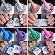 10ml New Nail Art UV Gel Polish Soak-Off UV Gel Manicures 40-colors Born Pretty