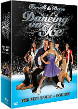 DANCING ON ICE - THE 2007 & 2008 LIVE TOURS - TORVILL & DEAN - NEW BOX SET