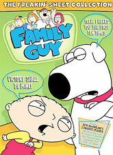 Family Guy - The Freakin Sweet Collection (DVD, 2004)