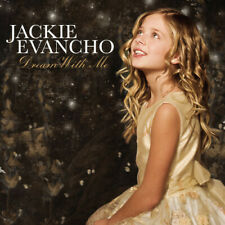 New Sealed Jackie Evancho  Dream with Me (CD) Classical/Pop Singer Britains Got
