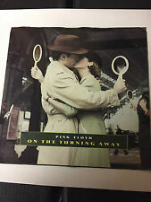 Pink Floyd 45 rpm record - On the Turning Away