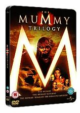 The Mummy/The Mummy Returns/The Mummy - Tomb Of The Dragon Emperor (DVD, 2009, …