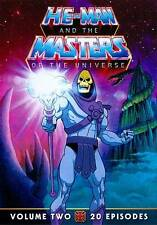 He-Man and the Masters of the Universe, Vol. 2 (DVD, 2011, 2-Disc Set) FREE S&H