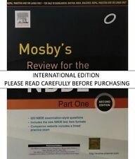 Mosby's Review For The NBDE Part 1 2ed by Mosby