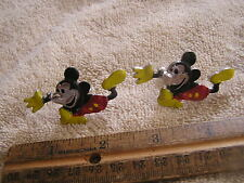 Vintage Mickey Mouse Cufflinks Walt Disney Productions
