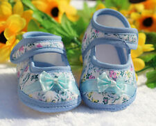 Flower Toddler Sole Shoes PU Leather 0-18M NEW Dot Soft Baby Shoes 2016 Infant