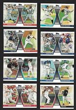2011 TOPPS - DIAMOND DUOS INSERTS - WHO DO YOU NEED!!!