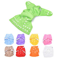 Sweet New Alva Reusable Baby Washable Cloth Diaper Nappy +1INSERT pick color  NB