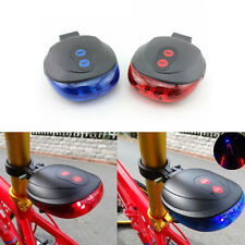 Bike LED Bicycle line Bike Cycling Flashing Lamp Rear Light Tail Safety Warning