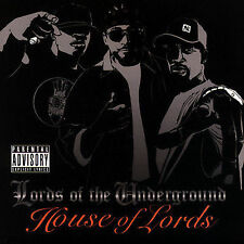 LORDS OF THE UNDERGROUND - HOUSE OF LORDS!!   PA VERSION