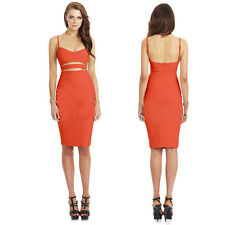 Summer Sexy Women Dress Celeb Hollow Strap Package Hip Sleeveless Bodycon платье