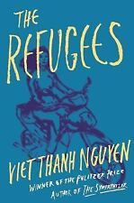 AUTHOR SIGNED US 1st print THE REFUGEES by Viet Thanh Nguyen (2017, Hardcover)
