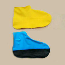Cycling Shoe Cover Reusable Waterproof Protector Bicycle Rain Boot Overshoes