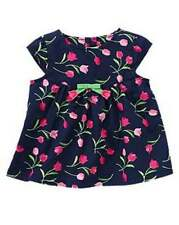 GYMBOREE GIRLS TULIP BOW SWING TOP SIZE 4T OR 5T SPRING SUMMER NWT