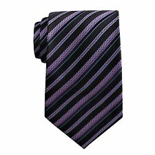 Hand Tailored Wooven Neck Tie, Style #L91834-A1