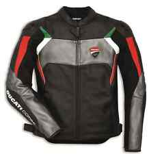 Ducati Dainese Corse C3 Men's Motorcycle Leather Jacket