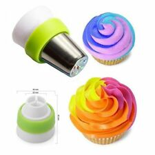 New Easy Flower Piping blossom Tool Cake Cupcake Icing nozzles Tips Rose Tulip