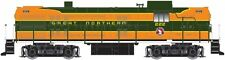 Atlas 10001933 HO Great Northern Silver Series RS-3 Locomotive #222