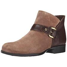 Naturalizer Womens Jarrett Belted Ankle Boots