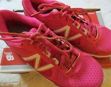 NB New Balance Girl Pink Running Course Shoes Athletic TrainersBig Kid sz 6 or 7