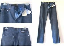 NWT LOVE MOSCHINO MEN'S TEQUILA BUM JEANS MADE IN ITALY Sz-29, 30, 31, 33 $275