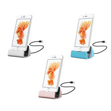 1Pcs Cradle Sync Station Hot Dock Charge Desktop For iPhone Stand Charger New