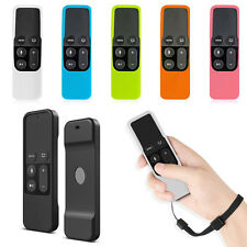 Remote Controller Case Silicone Protective Cover Skins For Apple TV 4th Gen Siri