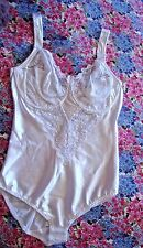 Gorgeous White (Style2) Body Bodysuit from Camille Lingerie Various Sizes *NEW*