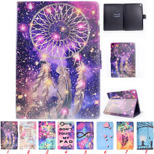 Pattern PU Leather Flip Magnetic Tablet Stand Case Cover Back For Apple iPad