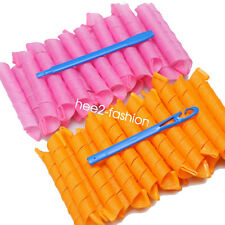 Magic Hair Curlers Convenient DIY Styling Spiral Circle Rollers Perm Tool Set