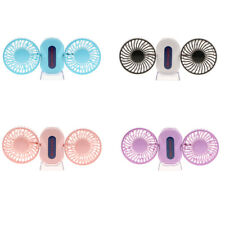 Mini USB Portable Rechargeable Hand Held Air Conditioner Summer Cooling Fan
