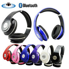 New Universal Adjustable lWired Foldable Headset Stereo  Mic Earphone For iPhone