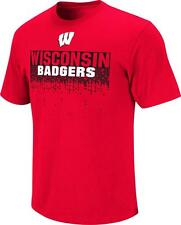 Check Point University of Wisconsin Badgers Short Sleeve Tee