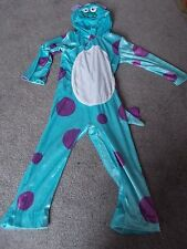 SULLY  FANCY DRESS OUTFIT AGE 7-8 YEARS FROM DISNEY/PIXAR MONSTERS INC.