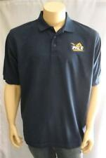 NIKE Dri-Fit Pace University FOOTBALL Navy Polo Golf Shirt NCAA  Mens Sizes