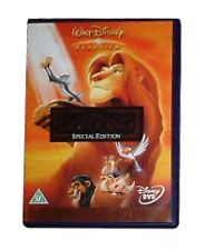 The Lion King - Special Edition - walt Disney - DVD - Fast Free UK Postage