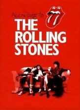 """""""ACCORDING TO THE ROLLING STONES"""" 360 PAGES. HARDCOVER. (2456)"""