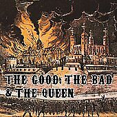 The Good, The Bad & The Queen 2007 by The Good, The Bad &amp - Disc Only No Case
