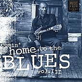 Various Artists - Comin' Home to the Blues, Vol. 3 (1991)