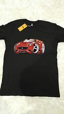 Men's T-shirt, Ferrari California, supercar Euro Speed AS Colour shirt