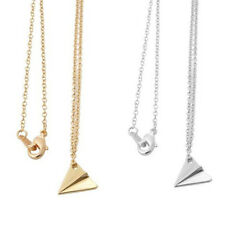 Necklace Pendant One Direction Band Harry Styles Men Fashion Paper Airplane