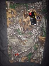 UNDER ARMOUR STORM1 CAMO REAL TREE SHORTS CARGO STYLE 38 36 34 32 MEN NWT $74.99