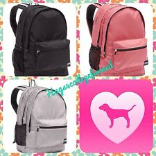 BRAND NEW Victorias Secret VS PINK FULL SIZE Campus Backpack Choice of Color!