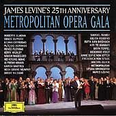 James Levine's 25th Anniversary Metropolitan Opera Gala 1996 - Disc Only No Case